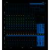 Consola Mezcladora Yamaha MG16XU Broadcast On Air