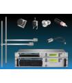 Paquete 2kW Transmisor FM Antena y Accesorios Sistema de 2 Antenas Bay - TEKO Broadcast