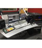 Apparecchiature per studio radio