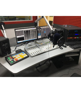 Equipos para estudio FM